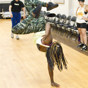 Summer Hip Hop Classes